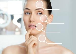 противопоказания к чистке кожи лица