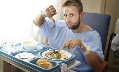 Питание инкурабельных больных