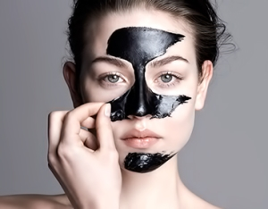 как и когда снимать черную маску