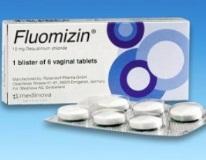 Вагинальные свечи Флуомизин: инструкция по применению, стоимость, аналоги, отзывы