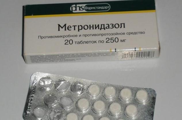 Свечи Метронидазол: инструкция по применению в гинекологии