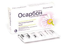 Свечи Осарбон: инструкция по применению в гинекологии