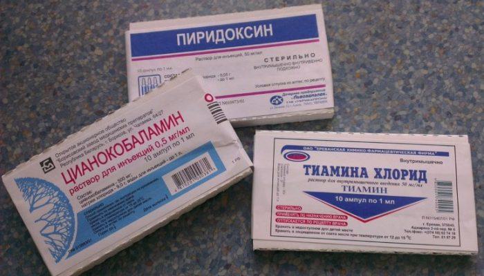 Витамины для волос от выпадения в ампулах
