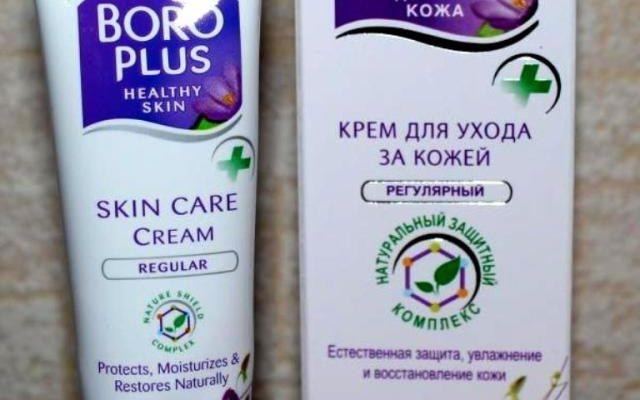 Особенности крема Боро Плюс, отличия препаратов в линейке, показания для использования