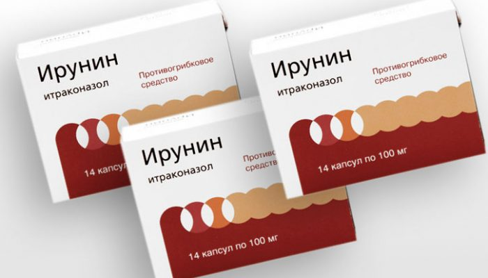 Ирунин: инструкция по применению при грибке