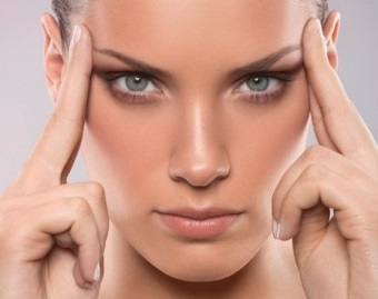 причины появления прыщей на висках у женщин, работающие маски