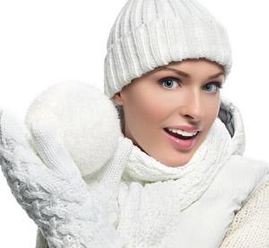 Уход за жирной кожей в зимнее