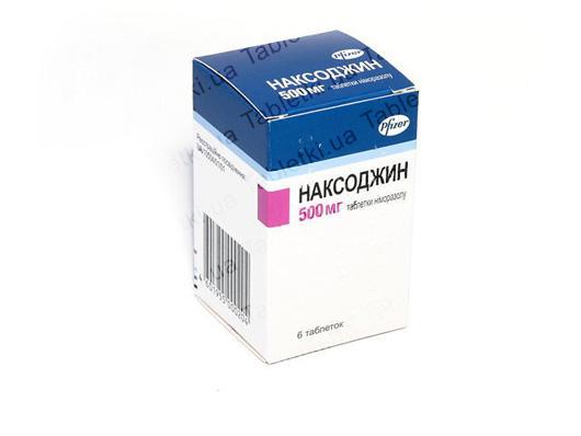 инструкция по применению наксоджин