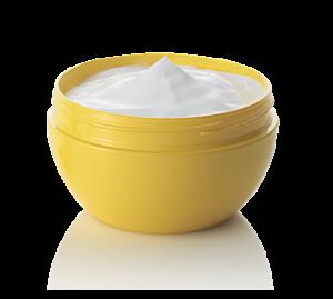 Крем с салициловой кислотой на основе пчелиного воска и рисового масла