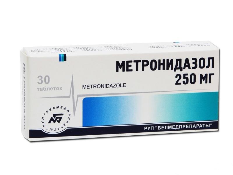 антибиотик при трихомонадном уретрите