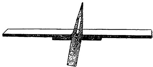 Орбитальный измерительный брусок