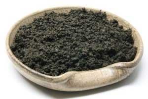 Рецепты масок из черной глины