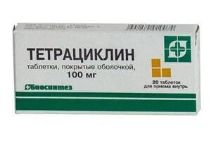 Применение препарата в таблетированной форме