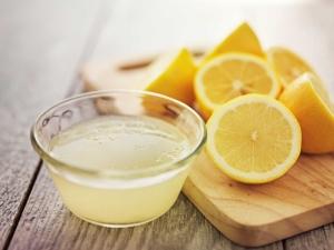 Лимонная масочка для устранения покраснений и серьезного отбеливания