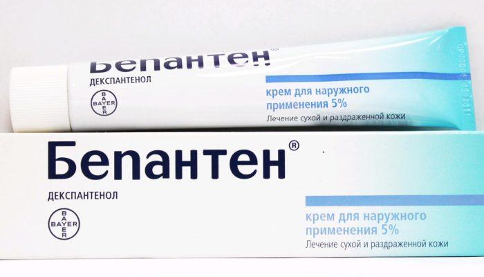 Помогает ли Бепантен от прыщей и для лечения сухой кожи лица?