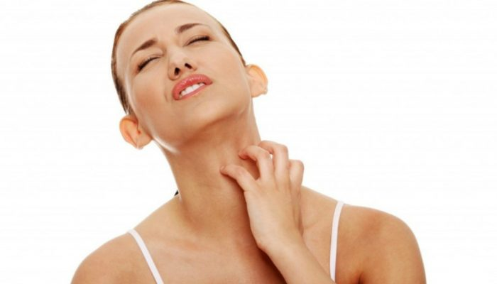 Как выглядит и лечится аллергия на нервной почве?