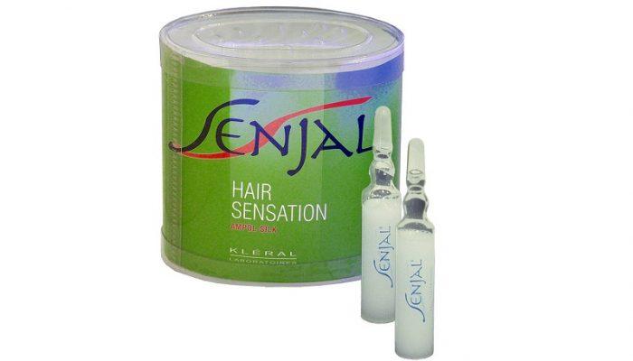 Восстанавливающие ампулы для волос