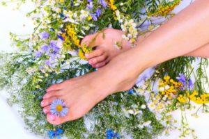 Артрит стопы: лечение в домашних условиях