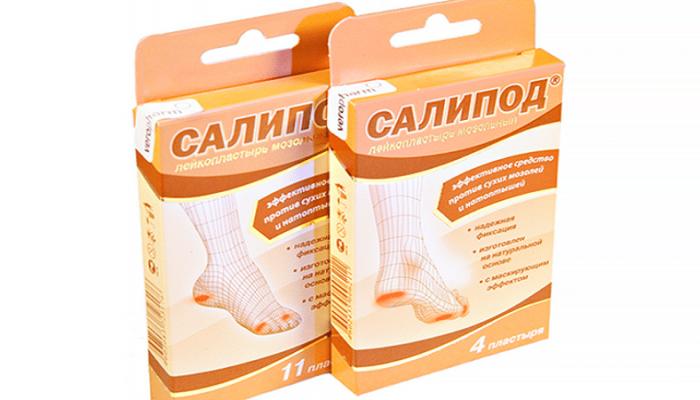 Чем лечить шипицы на ногах: мазь и пластырь