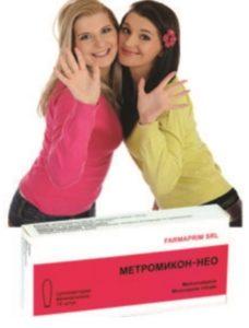 Показания к применению: от чего помагают свечи Метромикон-Нео