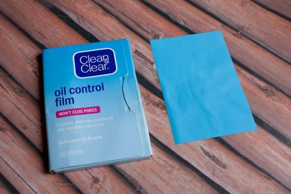 Clean&Clear для жирной кожи.