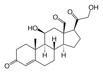 Формула альдостерона