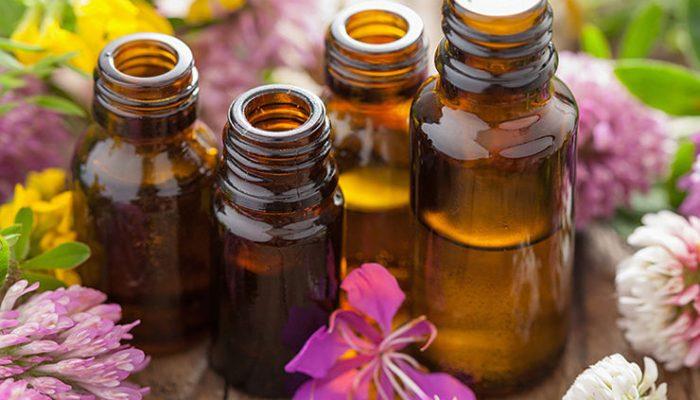 Лечение купероза на лице маслами