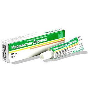 действие препарата Мирамистин