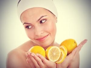 Лимон и огурец от высыпаний