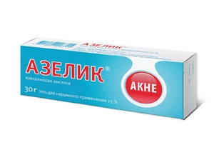 Эффективность препарата Азелик