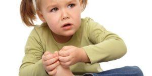 Артрит у детей: причины возникновения