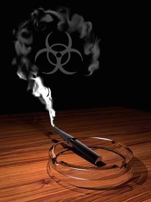 Токсичность табачного дыма