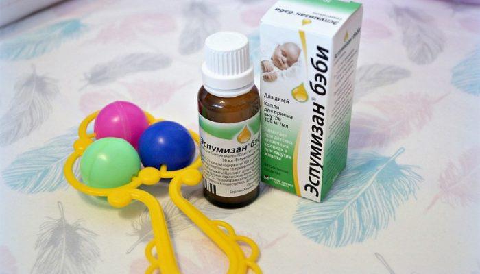 Основные признаки аллергия на Эспумизан у новорожденных, а также советы, чем заменить препарат?