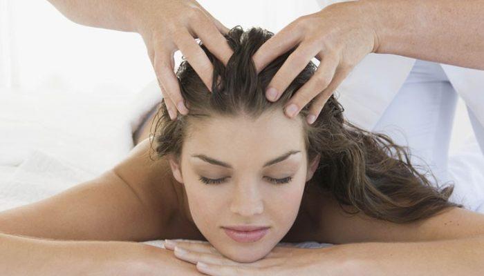 Массаж для роста волос на голове: как выполнять?