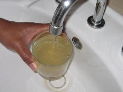 Некачественная питьевая вода