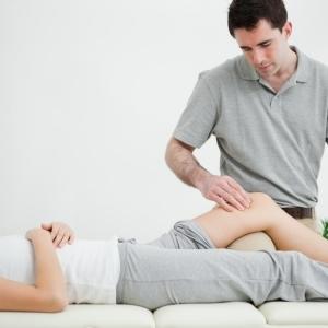 Физиопроцедуры при артрите коленного сустава