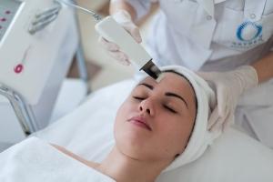 ультразвуковая чистка кожи лица