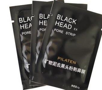 &quot,Пилатен&quot, (Pilaten) маска от черных точек