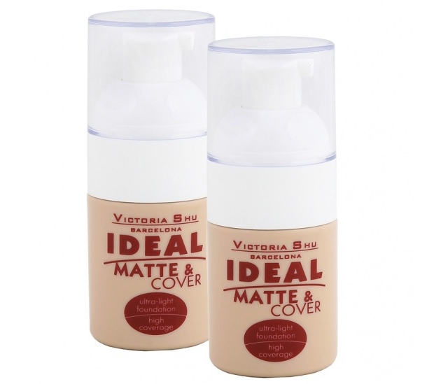 IDEAL MATTE &,COVER Victoria Shu