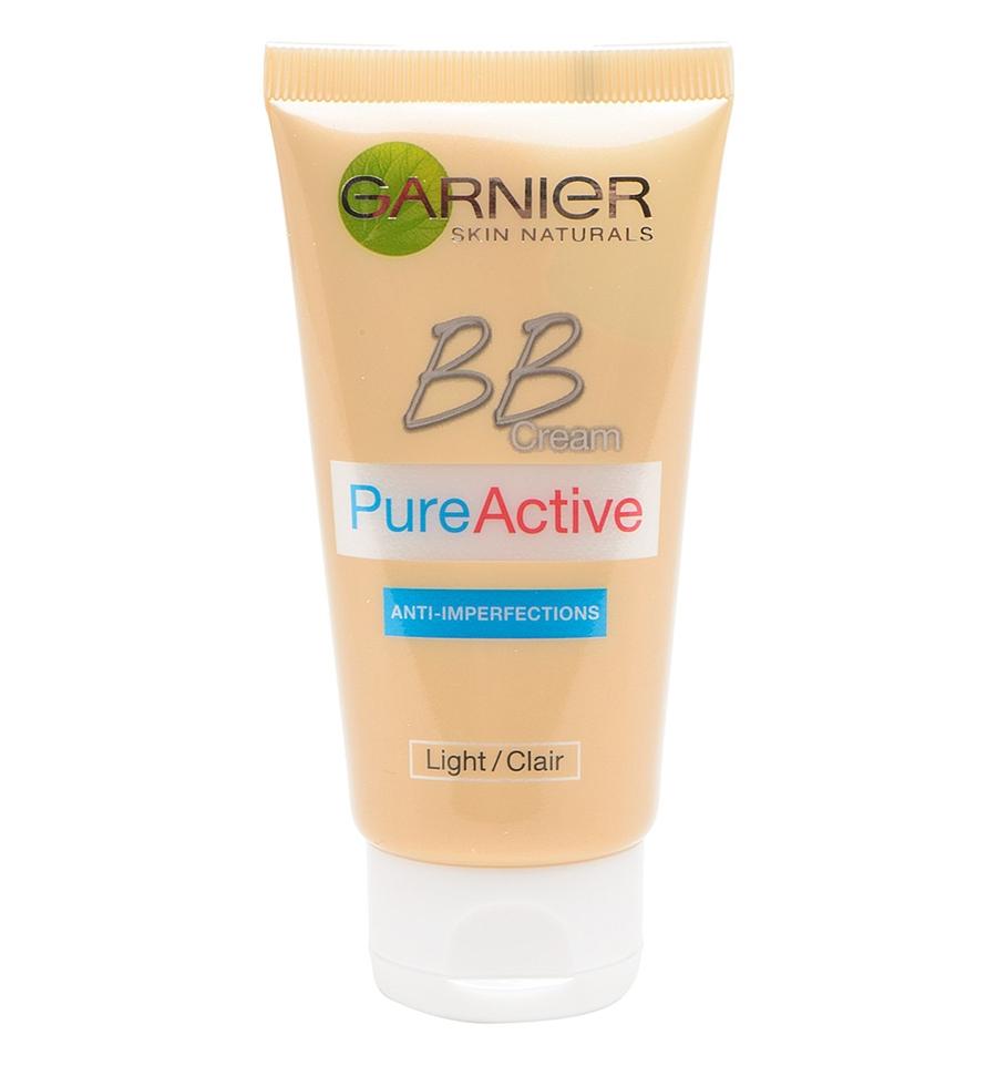 BB крем Garnier для жирной кожи