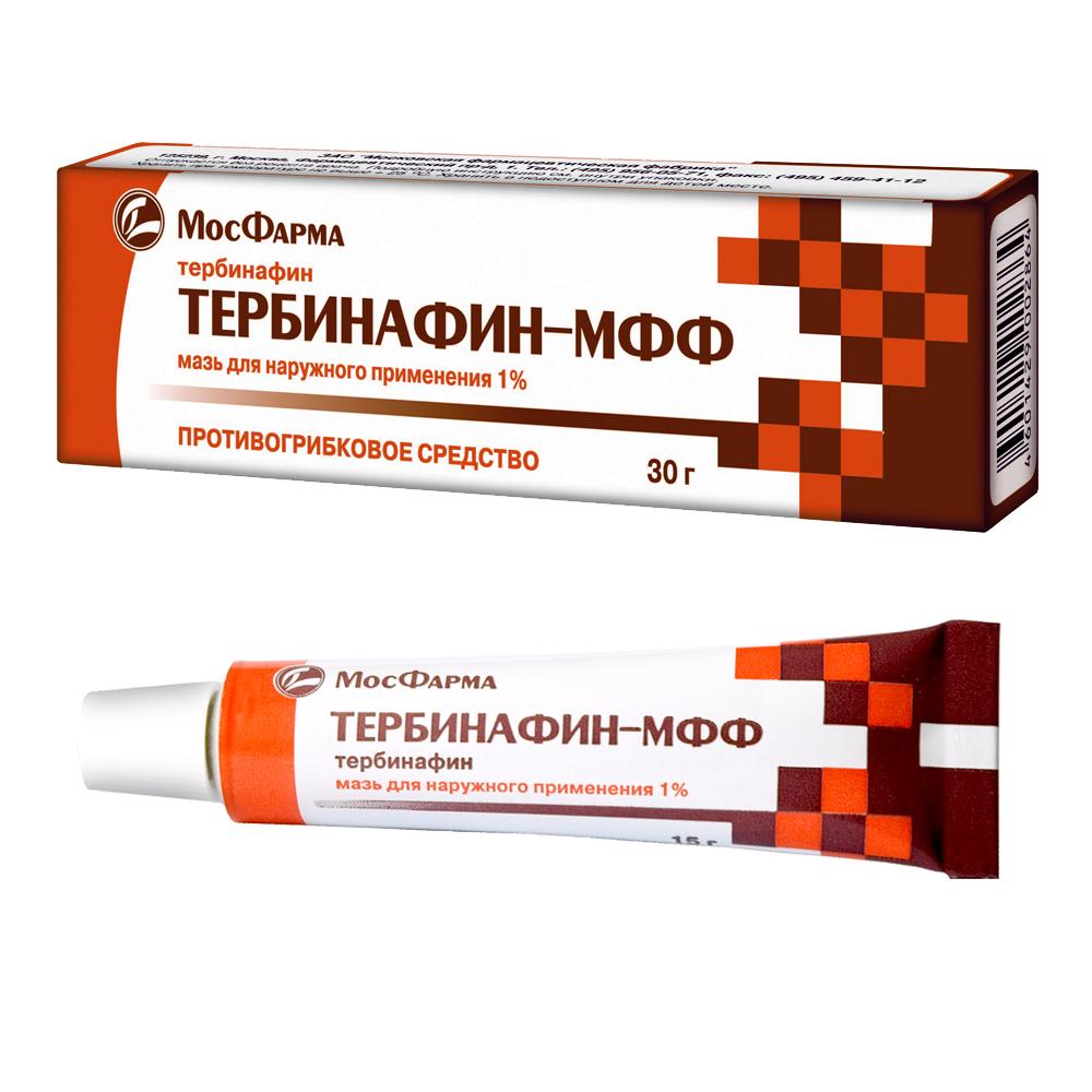 тербинафин аналоги