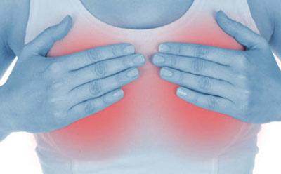 Почему чешется грудь у женщин