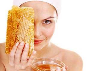 Медовые средства для кожи лица