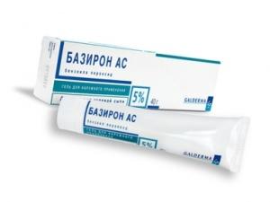 антимикробные препараты от угрей на лице