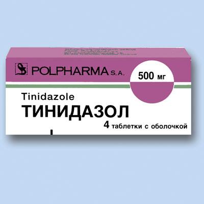 тинидазол или метронидазол - что лучше?