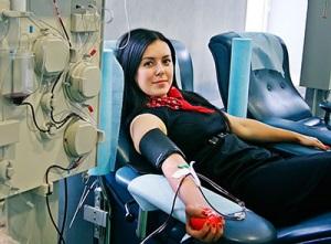 как переливание крови борется с прыщами