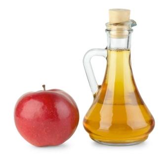 Яблочный уксус против прыщей и пятен после прыщей