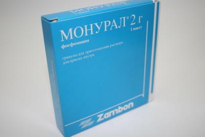 Основные характеристики препарата Монурал