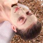 Маски из семян льна