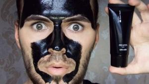 инструкция по применению черной маски для лица